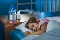 Оптимальная влажность воздуха как профилактика насморка у детей