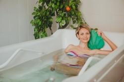 Лечебные ванны с маслом чайного дерева при насморке