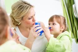 Промывание носа при хроническом рините у ребенка