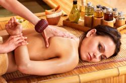 Лечебный массаж с эфирными маслами при хроническом насморке
