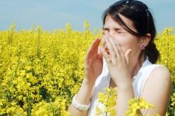 Аллергия - причина насморка у беременных