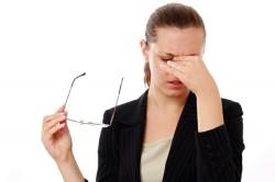 Боль в глазах при вазомоторном рините