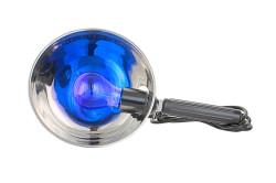 Синяя лампа при лечении гайморита