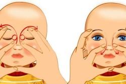 Массаж для носа при вазомоторном рините