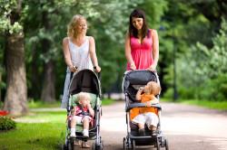 Польза прогулок с детьми