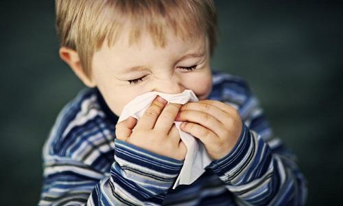 Заболевания носа у детей