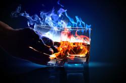 Алкоголь - причина аллергического ринита