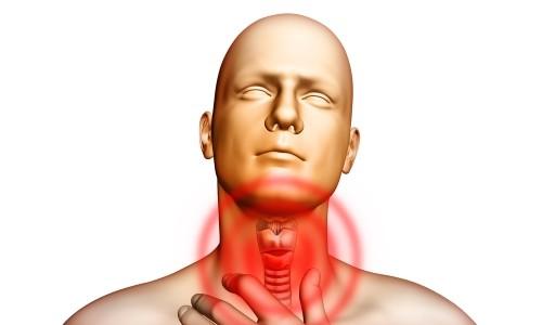 Проблема стафилококка в горле