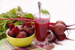 Свекольный сок для лечения полипозного риносинусита