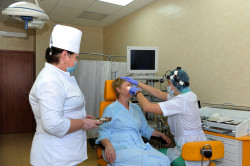 Физиопроцедуры при лечении гайморита