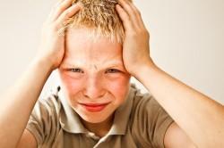 Головная боль - симптом вирусного насморка
