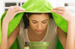 Ингаляция при насморке у беременной в домашних условиях