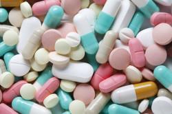 Употребление медикаментов для лечения синусита