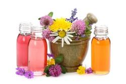 Эфирные масла для проведения точечного массажа от насморка