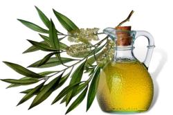 Применение масла чайного дерева при рините