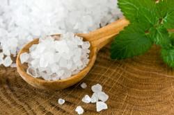 Морская соль для соляного раствора