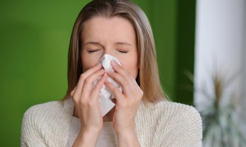 Проблема боли в носу при насморке
