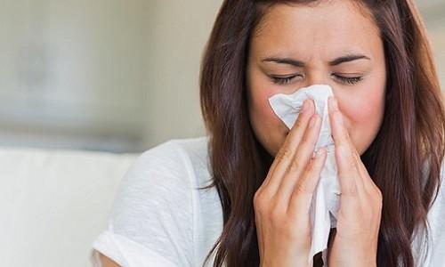 Проблема насморка во время беременности