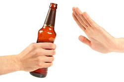 Отказ от алкоголя после проведения операции