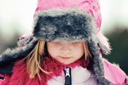 Переохлаждение ребенка - причина натяжного насморка