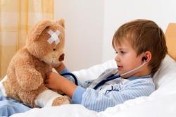 Постельный режим при насморке у ребенка