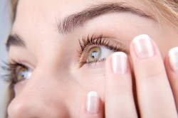 Нарушение зрения - следствие гайморита