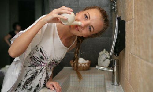 Польза промывания носа в домашних условиях
