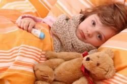 Возникновение простуды при гайморите