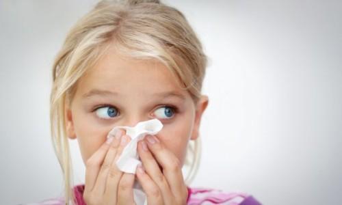 Проблема полипов в носу у ребенка