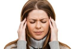 Головные боли - симптом синусита