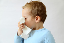 Острый синусит у детей