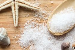 Использование морской соли для очистки носа