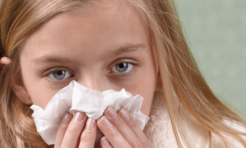 Проблема аллергического ринита у ребенка