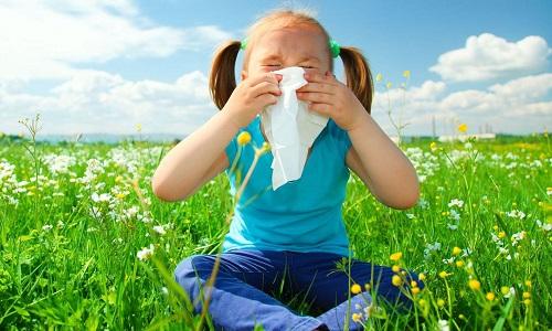Проблема хронического насморка у детей