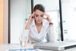 Стресс - причина ринита