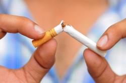 Отказ от вредных привычек для профилактики ринита