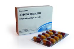 Амоксициллин для лечения синусита