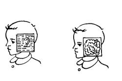 Этапы наложения компресса на ухо