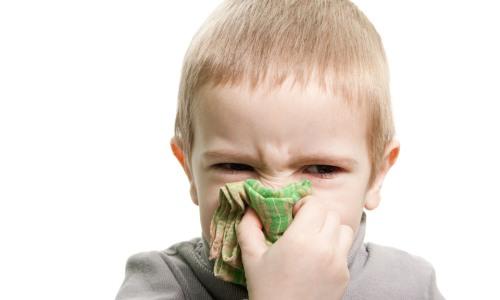 Проблема простуды у ребенка